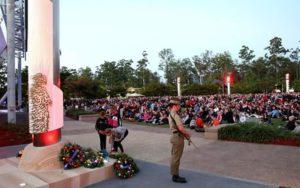 Springfield ANZAC Day Dawn Service
