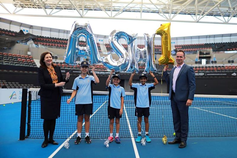 Ipswich's Ash Barty Named 2020 Young Australian Of The Year