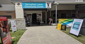 YMCA Springfield Lakes Community Centre